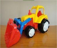 Burak Toys Tractor Excavator