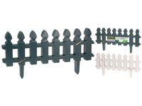 Забор для сада/огорода декоративный 60X30cm, 4шт
