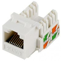 LY-KJ5-31, Keystone Jack RJ-45 Shielded Cat.5E Dual IDC Type