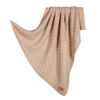 Покрывало La Millou Tender Cotton Blanket Hazelnut