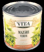 Горошек консервированный Vita 425 гр ж/б