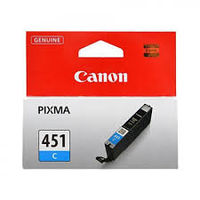 Ink Cartridge Canon CLI-451C, Cyan