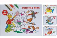 купить Книга-раскраска 40листов в Кишинёве