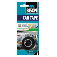Bison скотч двухсторонний Car Tape 1,5mx19mm