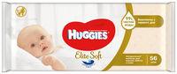 Влажные салфетки Huggies Elite Soft, 56 шт.
