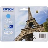 Ink Cartridge Epson T702240 cyan
