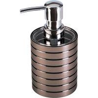 Дозатор для жидкого мыла Tatkraft King Tower Bronze 12561