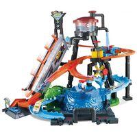 Mattel Hot Wheels Игровой набор Водонапорная башня