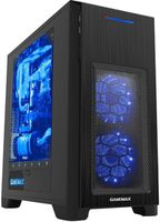 Case mATX GAMEMAX 3002BK Gaming Cube-Case