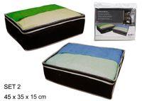 Чехлы для хранения 2шт, 45X35X15cm