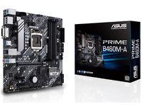 MB S1200 Asus PRIME B460M-A  mATX
