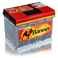 BANNER 63 Ah Power Bull PROfessional