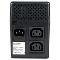 POWERCOM UPSBNT-500A, черный