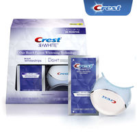 CREST 3D WHITE - WITH LIGHT KIT