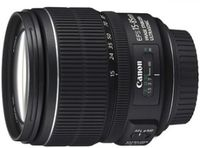 CANON EF-S 15-85mm, f/3.5-5.6 IS, черный