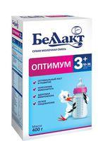 БЕЛЛАКТ ОПТИМУМ 3 + молочная смесь