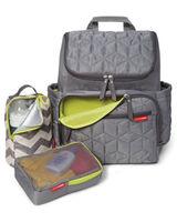Рюкзак для родителей Skip Hop Forma Grey