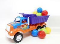 грузовик + 15 шариков