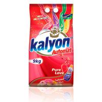 KALYON Порошок для стирки 9кг для машин-автоматов Colour Pure Love
