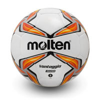 Мяч футбольный MOLTEN  F5V3600-R арт.7826