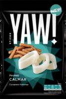 Сухарики со вкусом кальмара Yam Sticks, 60г