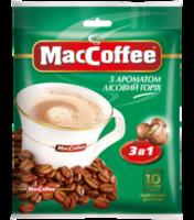 MacCoffee 3in1 Hazelnut (10 plicuri)