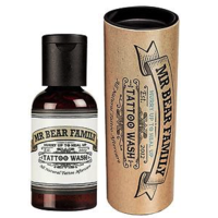 MR. BEAR FAMILY TATTOO WASH 50ML