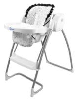 Lionelo Milan стульчик для кормления и автоматическая качеля
