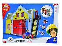 """Игровой набор """"Пажарная Станция"""" """"Пожарный Сэм""""  30 см Simba 9251062"""