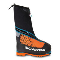 Bocanci Scarpa Phantom 8000, high altitude, 87400-500