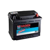 Acumulator auto Hagen Starter 57412 74 AH
