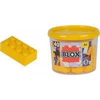 Конструктор Simba Blox Constr. 40 el   желтый 4118857
