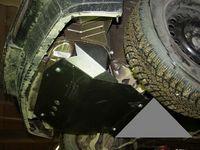 !         BMWЕ341988 - 1995 ЗАЩИТА КАРТЕРА SHERIFF | Защита двигателя