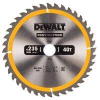 Disc de tăiere Dewalt DT1955 40T