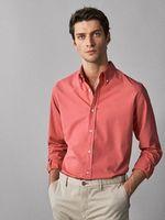 Рубашка Massimo Dutti Коралловый 0150050600