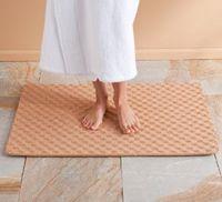 KORKO Пробковый коврик для ванной с массажным эффектом 56 BM 87-13