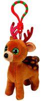 Ty Tinsel Brown Reindeer 8,5cm (TY37253)