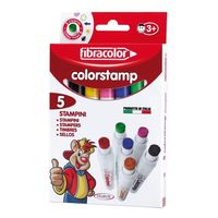Stampile Fibracolor 5 buc