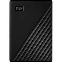 4,0 ТБ (USB3.1) 2,5-дюймовый портативный внешний жесткий диск WD My Passport (WDBPKJ0040BBK-WESN) », черный