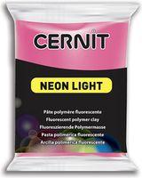 Lut polimeric CERNIT NEON 56g, neon fuchsia