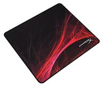 cumpără KINGSTON HyperX FURY S Speed Edition Gaming Mouse Pad Medium from Kingston, Natural Rubber, Size 360mm x 300mm x 3.5 mm, Seamless, Stitched edges, Densely woven surface for accurate optical tracking, Compatible with optical or laser mice, Black în Chișinău