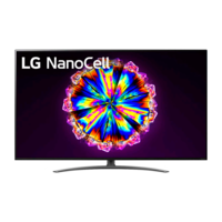 "Televizor 55"" LED TV LG 55NANO916NA, Black"