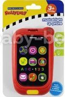 Baby Mix KP-0880 RED Музыкальный Телефон