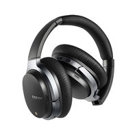 купить Edifier W860NB Black / Bluetooth and Wired On-ear headphones with microphone, BT v4.1 aptX, NFC, 3.5 mm jack, Dynamic driver 40 mm, Frequency response 20 Hz-20 kHz, On-ear , Ergonomic Fit, Battery Lifetime 25 hr, charging time 4 hr, Smart Touch в Кишинёве