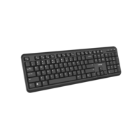 Беспроводная клавиатура Canyon HKB-W20, Black