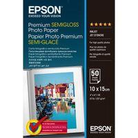 EPSON Premium Semigloss Photo Paper, A4