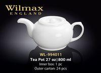 Ceainic p-u infuzie WILMAX WL-994011/1C (800 ml)