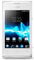 Sony Xperia E Dual C1605 (White)