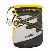 Мешок для магнезии La Sportiva Chalk Bag Solution , yellow, 19F