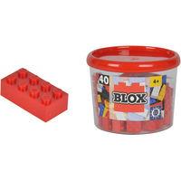 Конструктор Simba Blox Constr. 40 el   красный 4118875